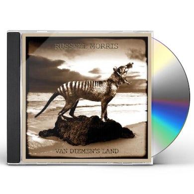 Russell Morris VAN DIEMEN'S LAND CD