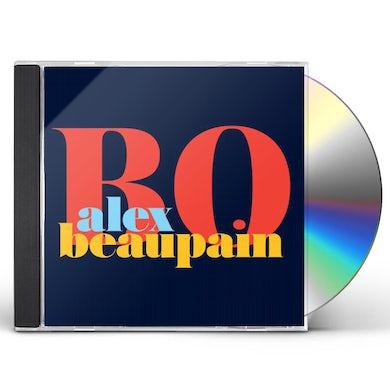 Alex Beaupain BO CD