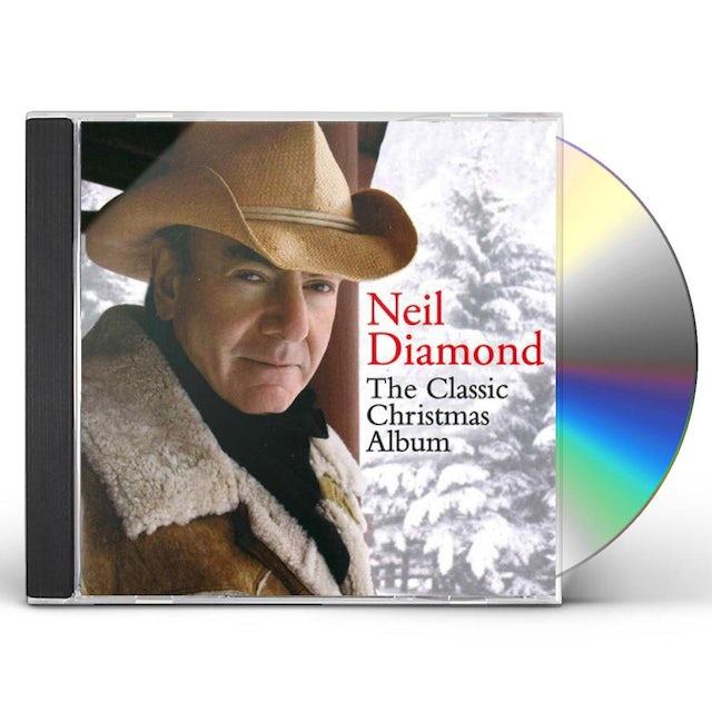 Neil Diamond CLASSIC CHRISTMAS ALBUM CD