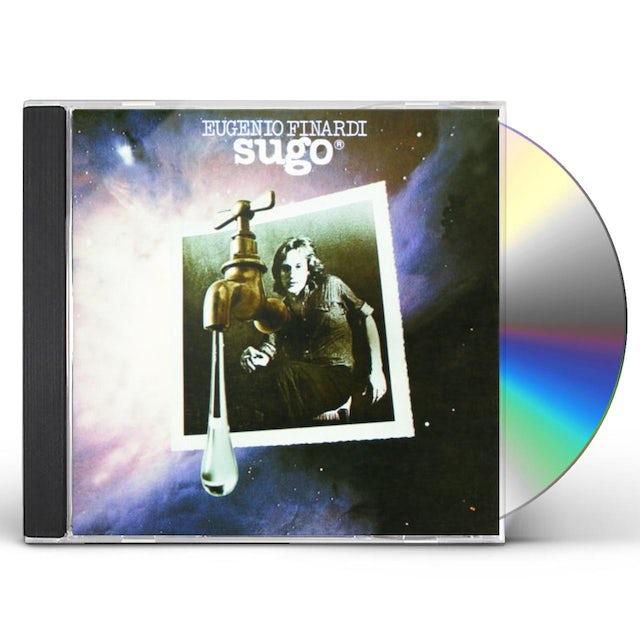 Eugenio Finardi SUGO CD