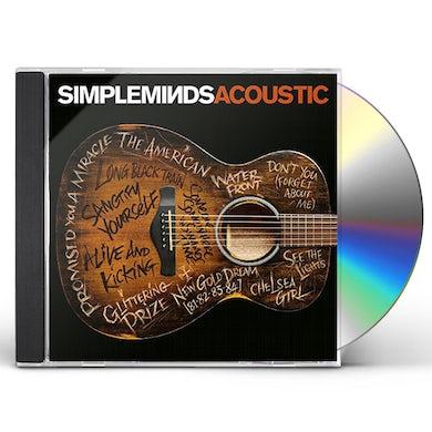 SIMPLE MINDS ACOUSTIC CD