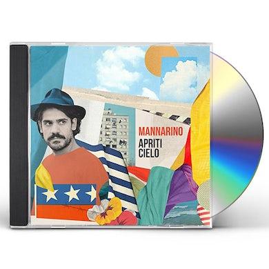 Mannarino APRITI CIELO CD