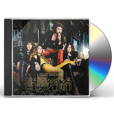 Spiders KILLER MACHINE CD