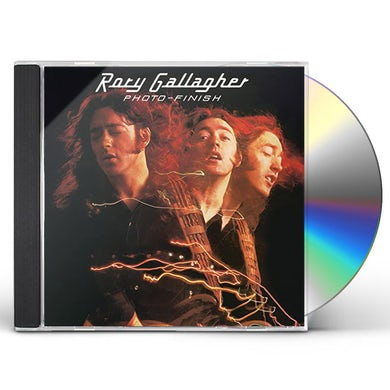 Rory Gallagher PHOTO FINISH CD