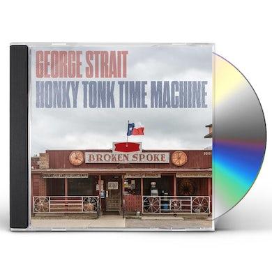 George Strait HONKY TONK TIME MACHINE CD