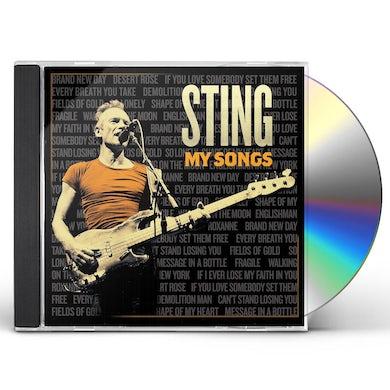 Sting MY SONGS CD