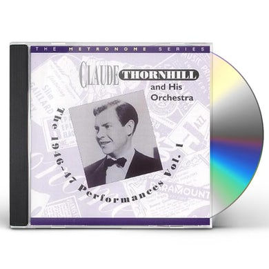 Claude Thornhill & His Orchestra 1946-47 PERFORMANCES 1 CD