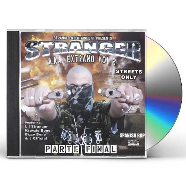 Stranger A.K.A. EXTRANO 2 CD