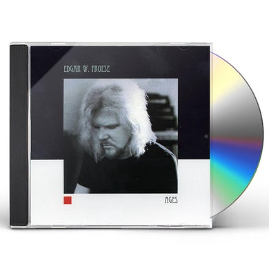Edgar Froese AGES CD