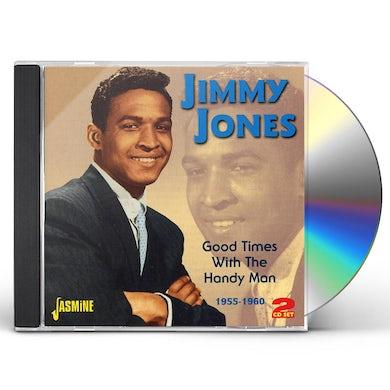 Jimmy Jones GOOD TIMES / VERY BEST CD