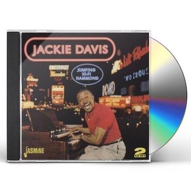 Jackie Davis JUMPING HI-FI HAMMOND CD