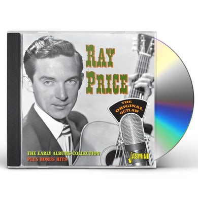 Ray Price ORIGINAL OUTLAW:EARLY ALBUMS COLLECTION PLUS BONUS CD
