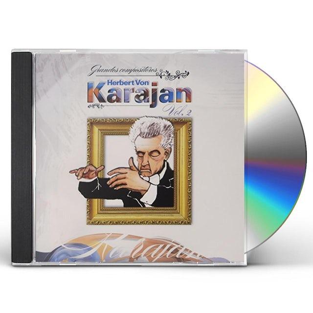 Herbert Von Karajan TCHAIKOVSKY/WAGNER/STRAUSS/SMATANA CD