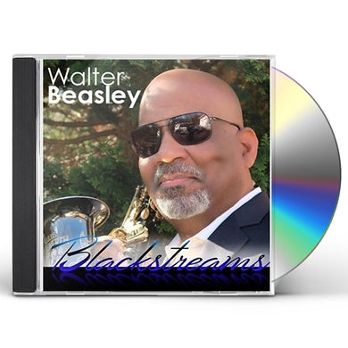 Walter Beasley BLACKSTREAMS CD