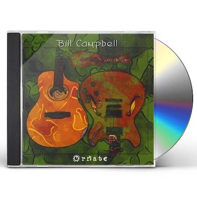 Bill Campbell ORNATE CD