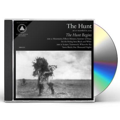HUNT BEGINS CD