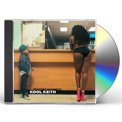 Kool Keith FEATURE MAGNETIC CD