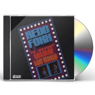 Redd Foxx LIVE IN LAS VEGAS CD