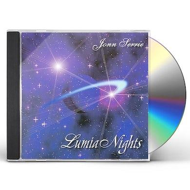 Jonn Serrie LUMIA NIGHTS CD