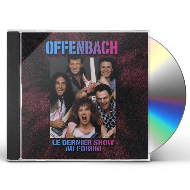 Offenbach DENIER SHOW AU FORUM CD