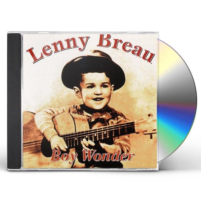Lenny Breau BOY WONDER CD