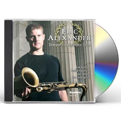 Eric Alexander TEMPLE OF OLYMPIC ZEUS CD
