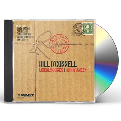 Bill O'Connell JAZZ LATIN CD