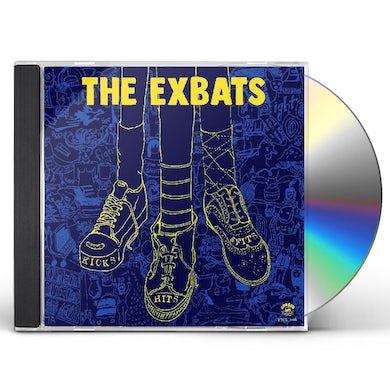 Exbats KICKS, HITS & FITS CD