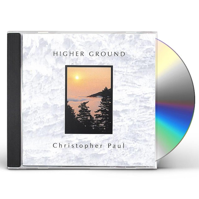 Christopher Paul HIGHER GROUND CD