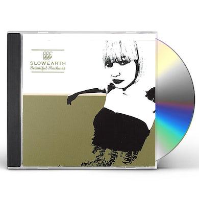 slowEarth BEAUTIFUL MACHINES CD