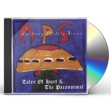 Anthony Phillip Stone TALES OF HURT & THE PARANORMAL CD