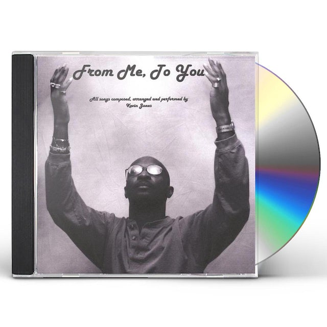 Kevin Jones FROM ME TO YOU CD