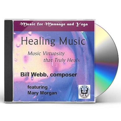 Bill Webb HEALING MUSIC CD