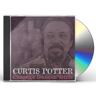 Curtis Potter CHICAGO DANCIN GIRLS CD