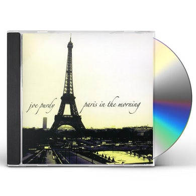 Joe Purdy PARIS IN THE MORNING CD