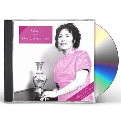 Wing SINGS THE CARPENTERS CD