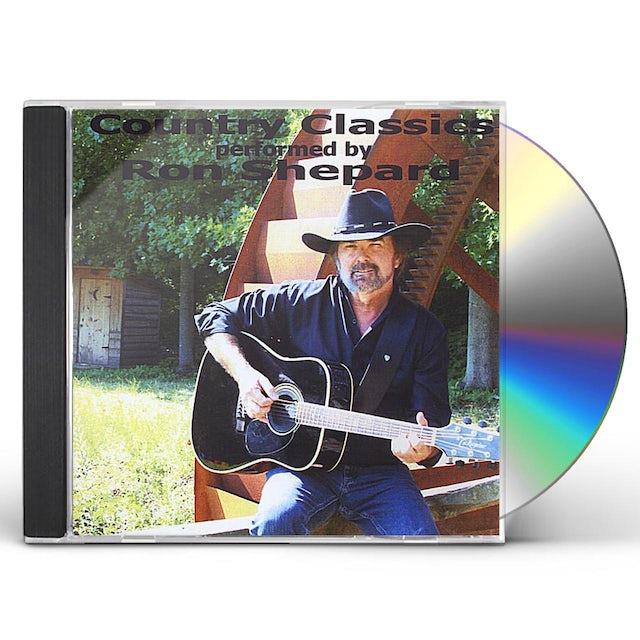 Ron Shepard COUNTRY CLASSICS CD