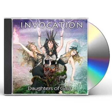 Daughters of Gaia INVOCATION CD