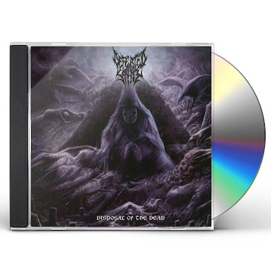 Defeated Sanity DISPOSAL OF THE DEAD / DHARMATA CD