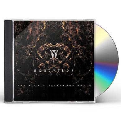 SECRET BARBAROUS NAMES CD