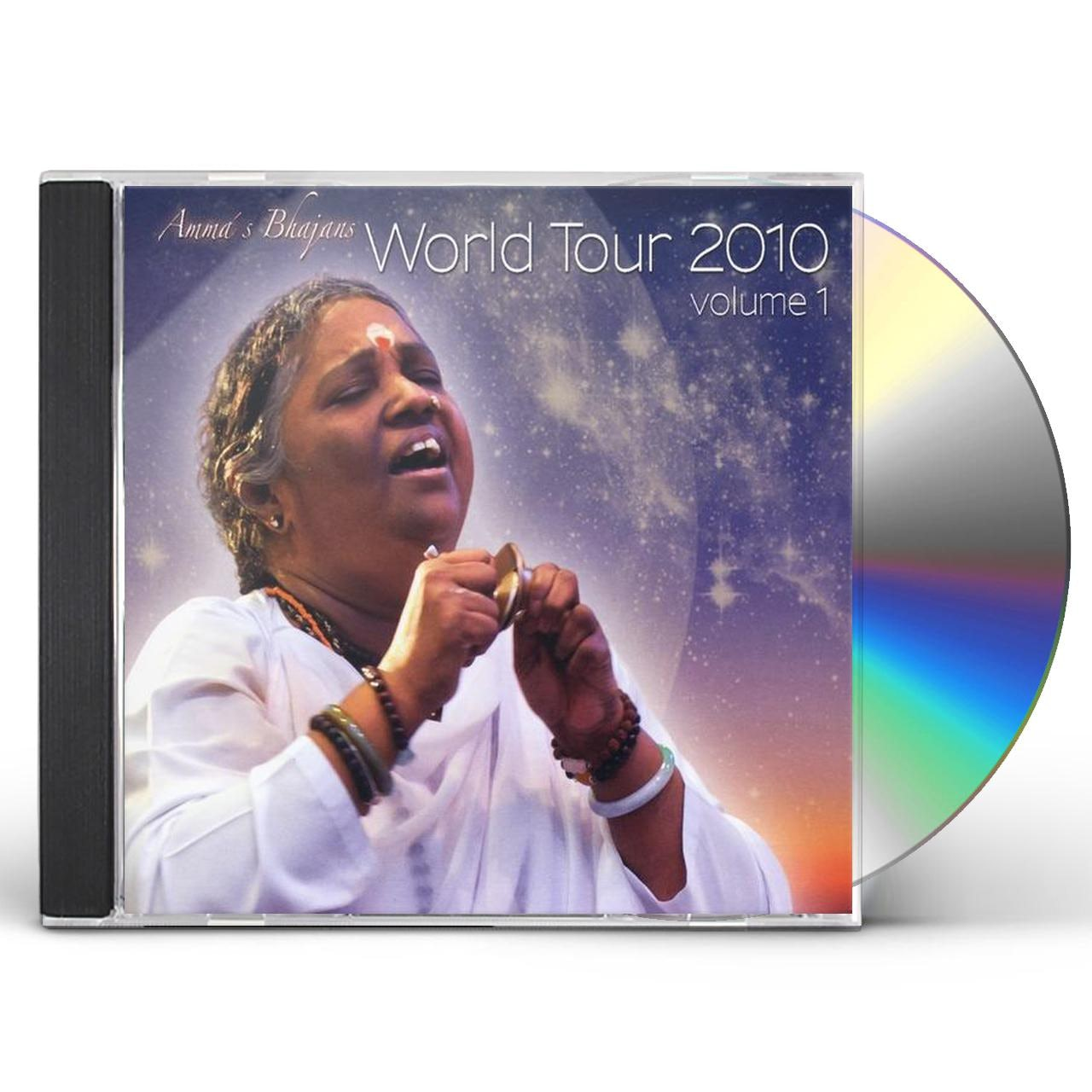 Amma WORLD TOUR 2010 1 CD