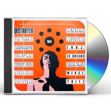 Destroyer THIEF CD