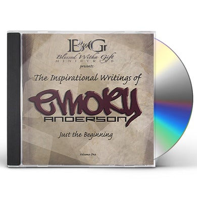 INSPIRATIONAL WRITINGS OF EMORY ANDERSON CD
