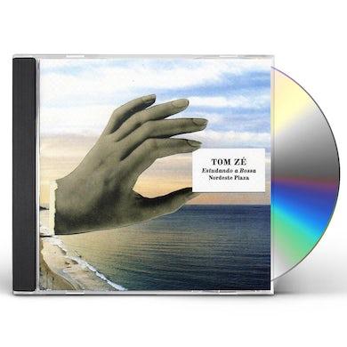 Tom Ze ESTUDANDO A BOSSA (NORDESTE PLAZA) CD