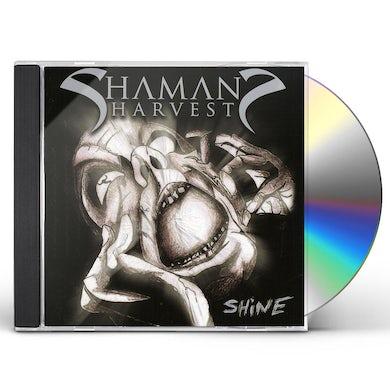 Shaman's Harvest SHINE CD