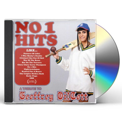 NO 1 HITS A TRIBUTE TO GEOFFREY OI! COTT CD