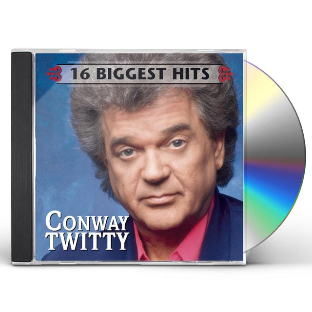 Conway Twitty 16 BIGGEST HITS CD