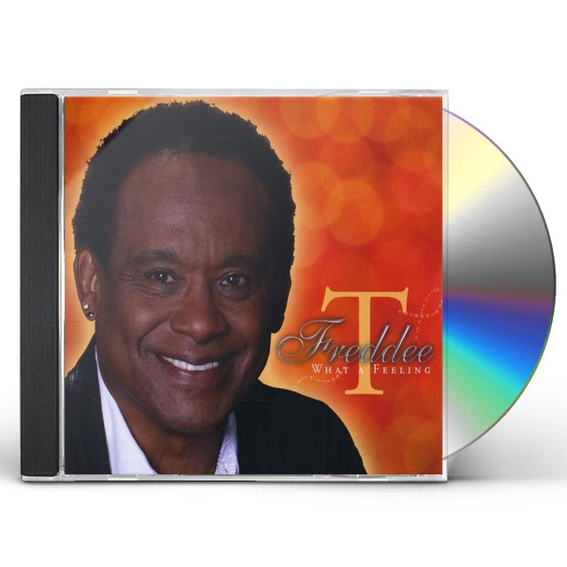 Freddee T. WHAT A FEELING CD