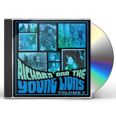 Richard & Young Lions VOLUME 2 CD