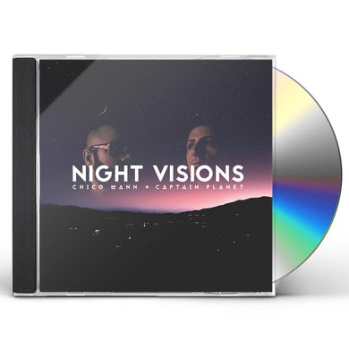 Chico Mann / Captain Planet NIGHT VISIONS CD